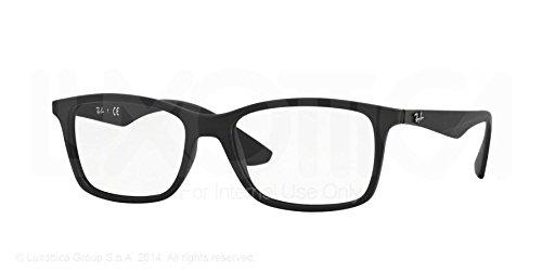 Ray-Ban Eyeglasses RX7047 5196 Matte Black 54 17 140