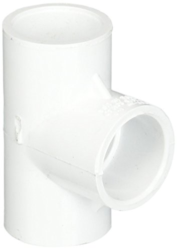 Genova Products PVC Sch. 40 Tee Slips (Set of 10)