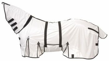 Tough-1 Deluxe Contour Fly Scrim with Neck Cover
