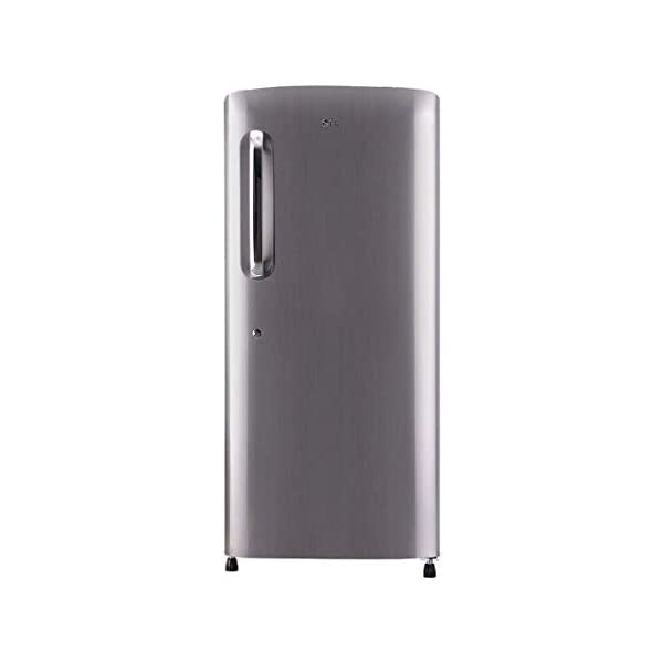 LG 215 L 4 Star Inverter Direct Cool Single Door Refrigerator (GL-B221APZY, Shiny Steel) 2021 August Important note : This product is 5-star rated as per 2019 BEE rating and 4-star rated as per 2020 BEE rating Direct-cool refrigerator; 215 litres Energy Rating: 4 Star