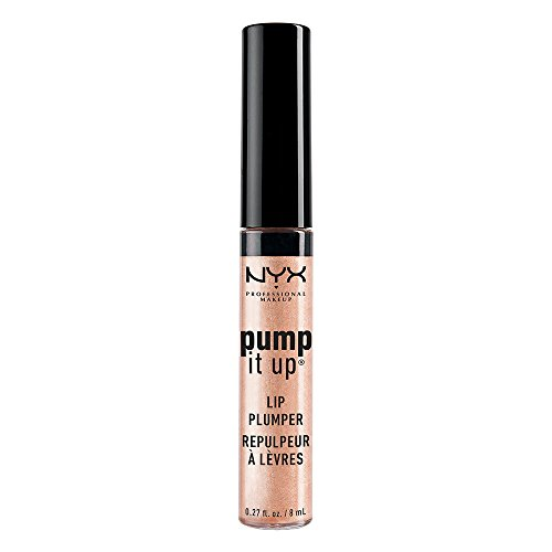 NYX Professional Makeup Pump It Up Lip Plumper, Angelina, 0.28 Ounce by NYX