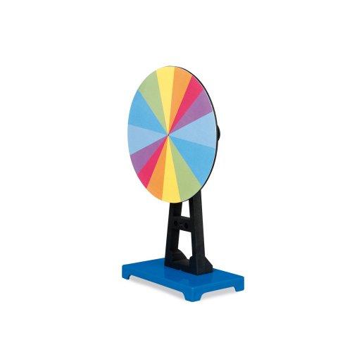 3B Scientific U29587 Disco a Colori di Newton, con Meccanismo Manuale