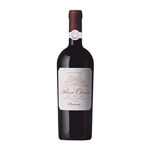 31Qujsf9%2BkL Masca-Del-Tacco-Piano-Chiuso-Riserva-Primitivo-Di-Manduria-1-x-750ml-Italian-Red-Wine