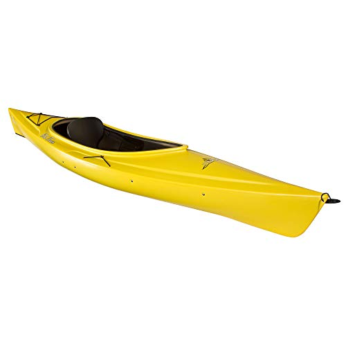 Old Town Loon 111 Recreational Kayak, Yellow, 11 Feet 1 Inches