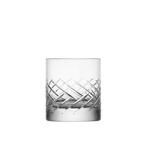 Schott Zwiesel Paris - Schott Zwiesel Tritan Crystal Glass Distil Barware Collection Arran Old Fashioned Cocktail Glasses (Set of 6), 9.8 oz, Clear