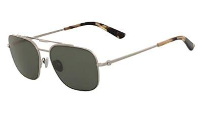 Sunglasses CALVIN KLEIN CK8037S 043 SATIN NICKEL