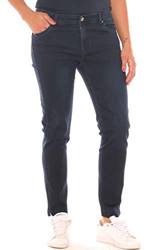 Jeans stretch denim Costa Jeans taglia donna morbida in skinny Emanuela v5xAZnBp