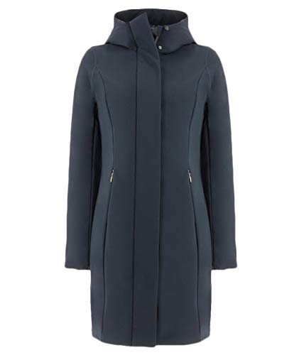 Long Blu Winter Lady Piumino Rrd f1wqpxtw7