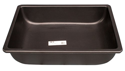 Argee Heavy Duty Plastic Mixing Tub, 7 gallon (Cement Mixing)