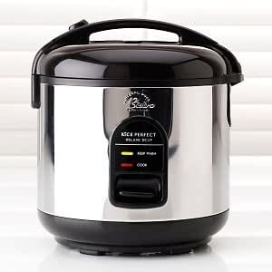 Amazon.com: Wolfgang Puck 5 Cup Rice Cooker: Kitchen & Dining