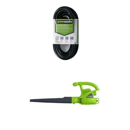 Greenworks Amp Speed Blower