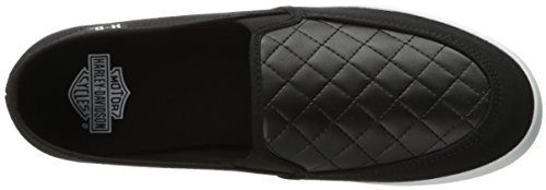 Harley-davidson Dames Glassell Fashion Sneaker Zwart