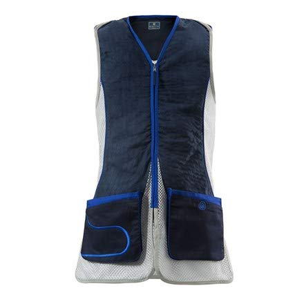 Beretta Men's DT11 Shooting Vest, Blue, Medium ()