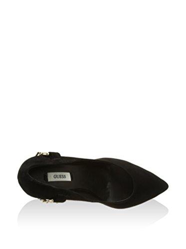 GUESS Noir Stiletto Pumps Escarpins Noir Femme w1a6v