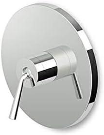 Zucchetti Isystick grifo para ducha monomando mural ZP1090-Cromo
