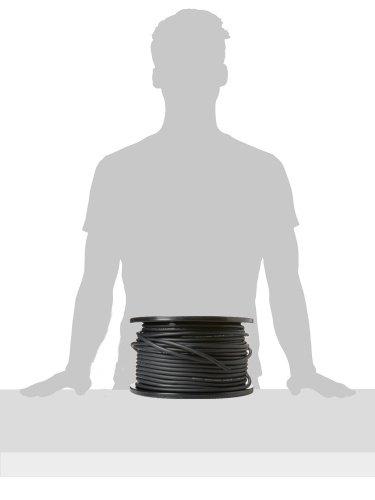 100m, Negro Monacor SPC525SW cable de audio cables de audio