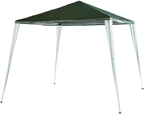 Argos Gazebo Verde 2, 7 m X 2, 7 m Gazebo para toldo Parasol al Aire Libre jardín gazzebo Shade Cover: Amazon.es: Jardín