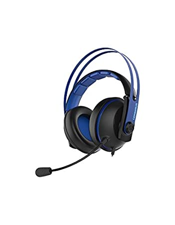 ASUS Cerberus Arctic Gaming Headset with Large 60 mm Drivers and  Dual-Microphone Design For PC PS4 Xbox Mac  Amazon.co.uk  Computers    Accessories 016a2e069890
