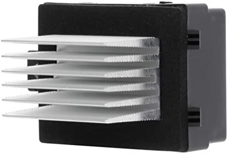 ECCPP Heater Blower Motor Fan Resistor Air Conditioning Replacement Parts Fit for 2006-2012 Ford Fusion //2007-2012 Lincoln MKZ //2006 Lincoln Zephyr //2006-2011 Mercury Milan