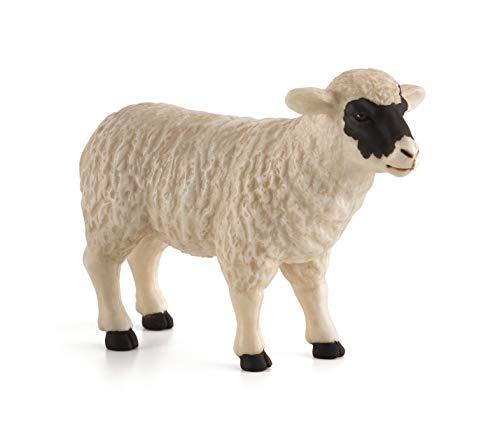 (MOJO Black Faced Sheep (Ewe) Toy Figure)