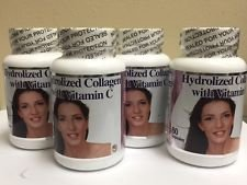 Hydrolized Collagen + Vitamin C (4 bottles) hidrolizado,colageina10,colageno