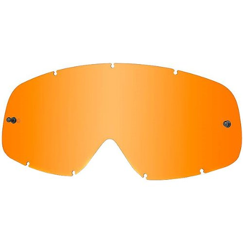 Oakley MX O Frame Adult Replacement Lens MX/Off-Road/Dirt Bike Motorcycle Eyewear Accessories - Persimmon / One (Persimmon Accessories)