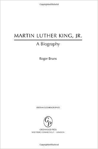 Download E Books Martin Luther King Jr A Biography Pdf Jail