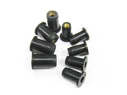 Complete Black Bolt Kit Body Screws for Honda CBR1000RR 2004 2005 04 05 1000RR