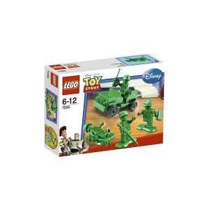LEGO Toy Story Army Men on Patrol (7595) - 31QvG53rVeL - LEGO Toy Story Army Men on Patrol (7595)
