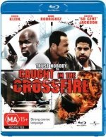 Caught in the Crossfire Blu-ray