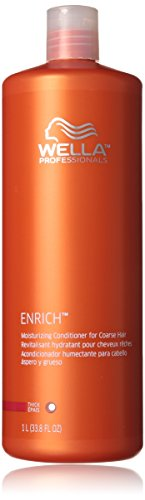 urizing Conditioner for Coarse Hair for Unisex, 33.8 Ounce (Enriched Moisturizing)