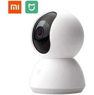 2018 Nuevo Xiaomi mijia 1080 P Smart cámara IP CAM Webcam Videocámara 360 ángulo WiFi inalámbrica