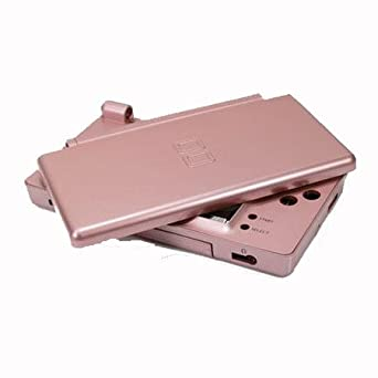 SATKIT Carcasa Recambio para Nintendo DS Lite (Color ROSA ...