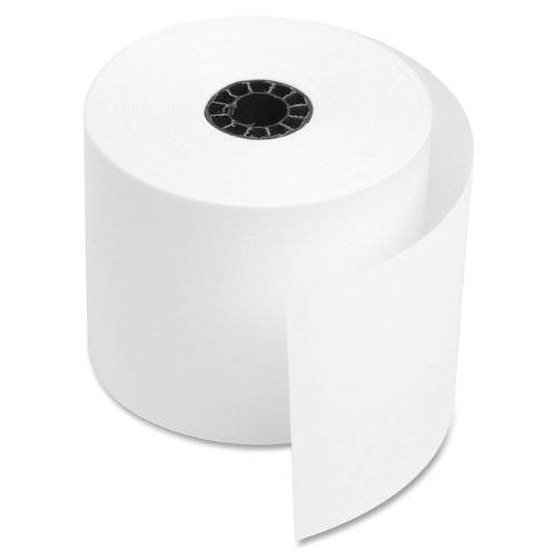 PM Company Perfection One Ply Light Weight Bond Paper Rolls, 2.25