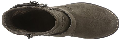Marco Tozzi 25077 - botas de lona mujer marrón - Braun (Pepper 324)