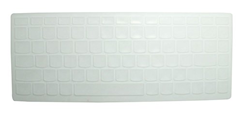 CaseBuy Silicone Keyboard Protector Touch Screen