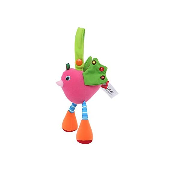 K's Kids Chip Chip Bird, Multi Color