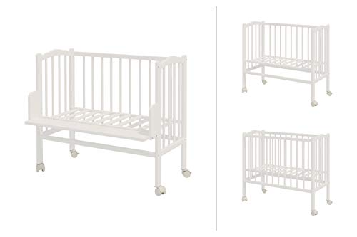 Comfortbaby ® beistellbett plus grau : amazon.de: baby