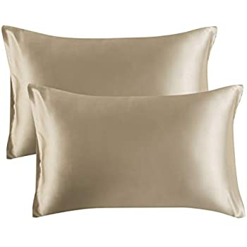 Amazon Com Spasilk Satin Pillowcase For Hair And Face