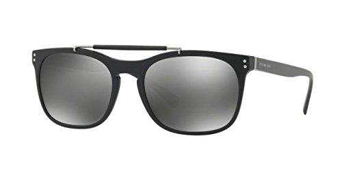 Sunglasses Burberry BE 4244 F 34646G MATTE BLACK