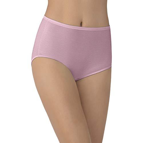 Rose Retro - Vanity Fair Women's Underwear Illumination Brief Panty 13109, Retro Rose, Medium/6