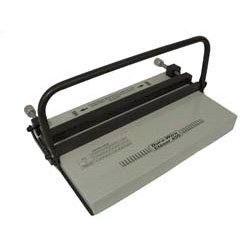 Tamerica Durawire Closer 450 Manual Wire Binding Solutions for Legal Size and Longer, 240 Sheets Max. Bindng Capacity, Heavy Duty All Metal, Max. 1-1/4