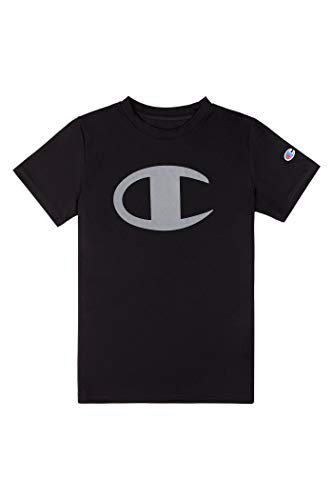 Champion Kids Clothes T-Shirt Boys Performance Tech Athletic Short Sleeve Shirt
