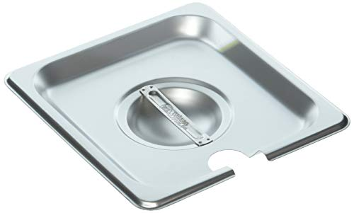 Winco SPCS 1/6 Slotted Pan Cover