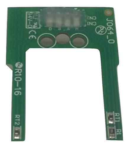 Sensor caudalímetro flujo para estufas de pellets con electrónica Micronova: Amazon.es: Hogar