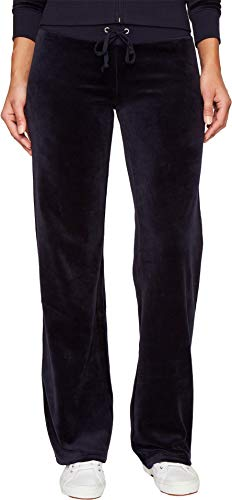 Juicy Couture Women's Mar Vista Velour Pants Regal Pants