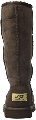 a Scarpe Classic Marrone collo Tall alto UGG Chocolate Unisex Kids bambini UAtq5I