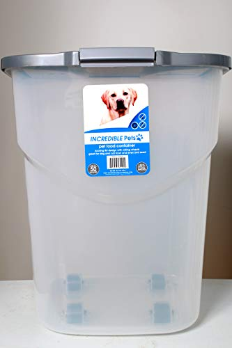 - Incredible Solutions 95400 Pet Food, 50 lb