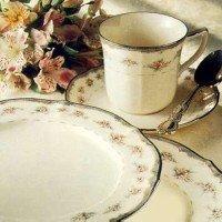 Traviata Noritake Dinner Plate 10 1/2