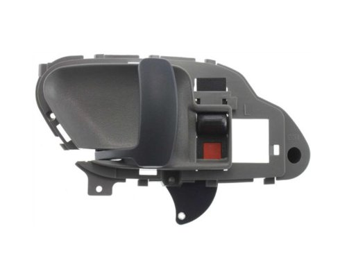 Chevy Tahoe C/K Yukon 95 - 02 Front Inner Gray Door Handle Lh 15708043 Gm1352101 (Suburban Door K2500 Front Handle)